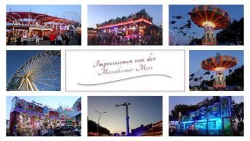 Impressionen der Mannheimer Messe